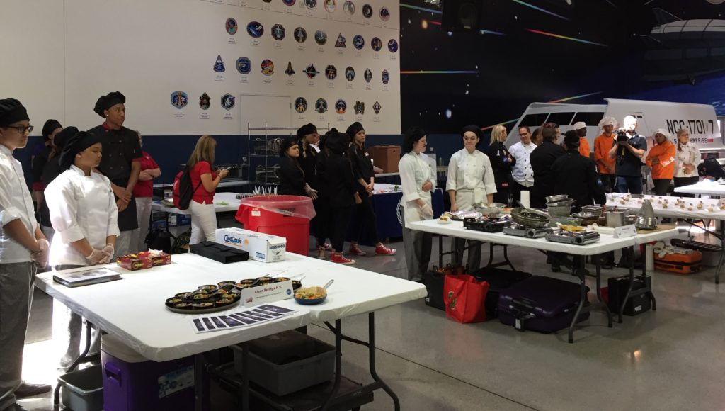 Final Culinary 2018- Final Preparations